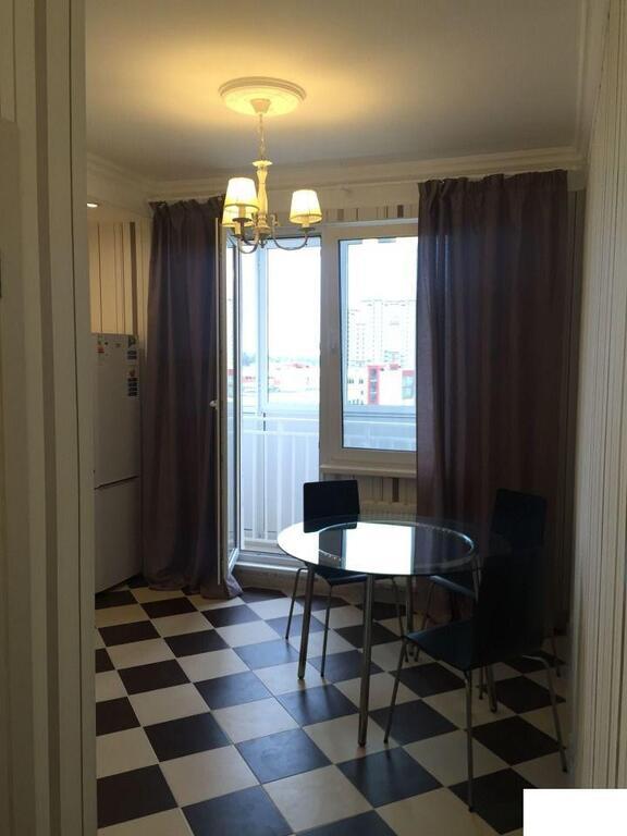 Домодедово, 2-х комнатная квартира, курыжова д.15 к1, 5300.