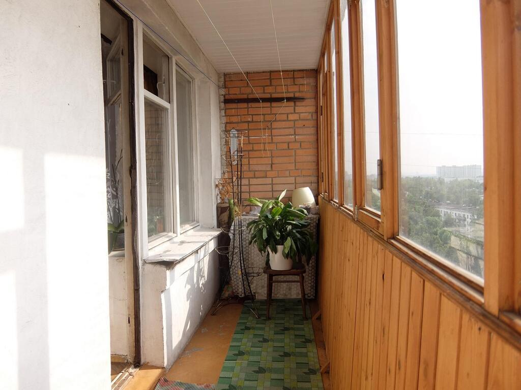 Москва, 3-х комнатная квартира, пролетарский пр-кт. д.23, 12.