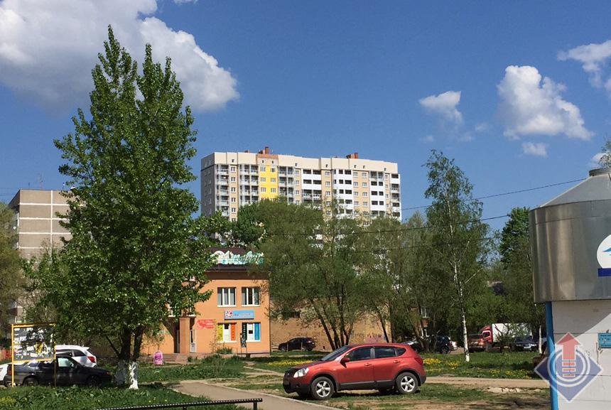 Продается трехкомнатная квартира за 5 600 600 рублей. Наро-Фоминск, ул. Новикова, 20.