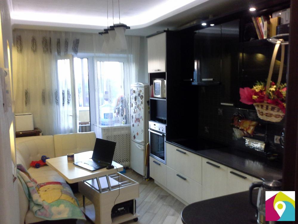 Продается однокомнатная квартира за 4 200 000 рублей. Московская обл, г Сергиев Посад, пр-кт Красной Армии, д 247.