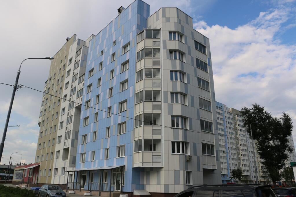 продажа квартир мневники 23 три вида