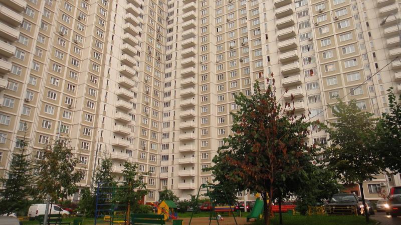 Москва, 1-но комнатная квартира, варшавское ш. д.152 к1, 35.
