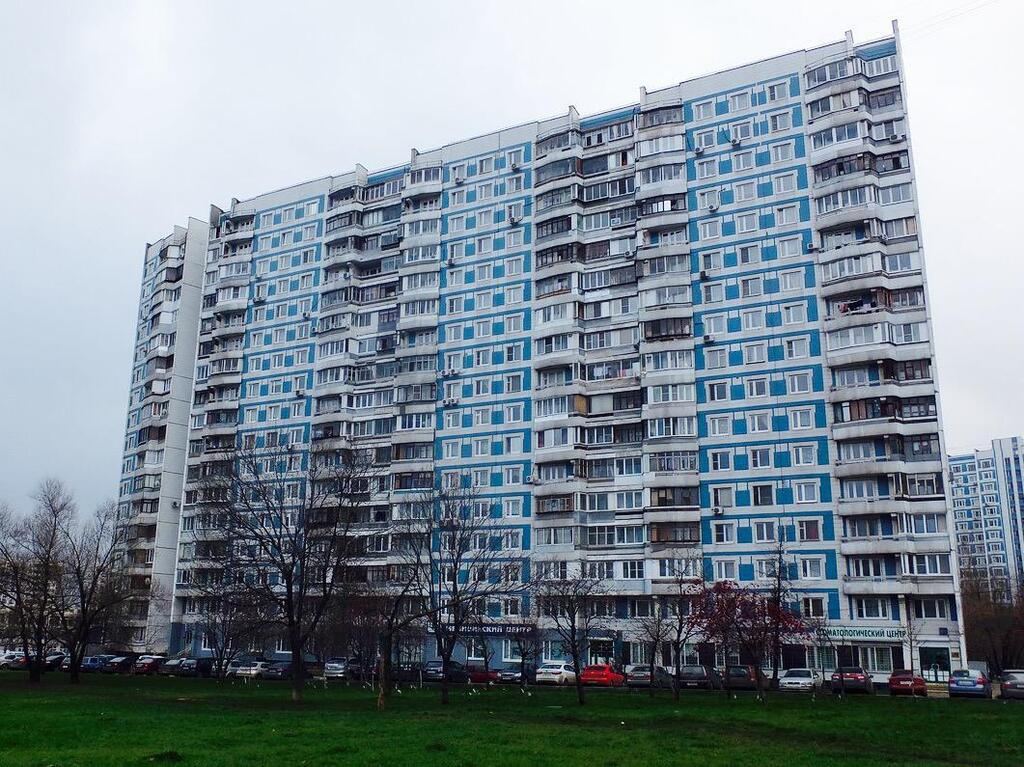 Москва, 2-х комнатная квартира, варшавское ш. д.126, 40000 .