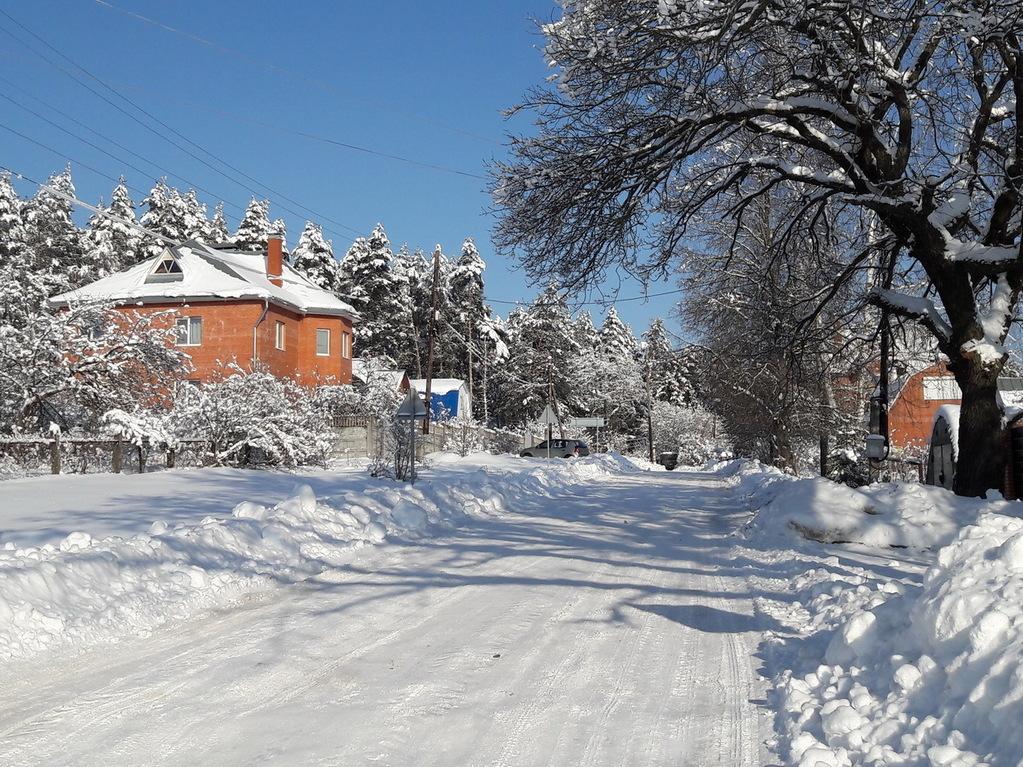 фото города озеры московская область зимой предлагаем вам описание