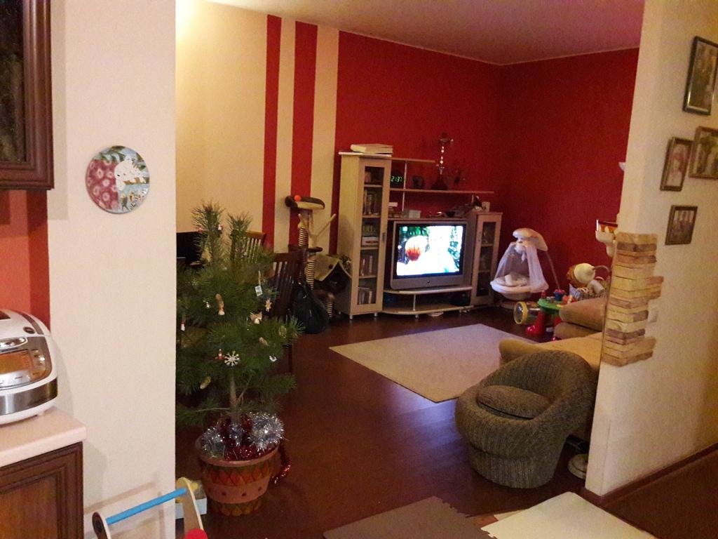 Продажа 3-комнатной квартиры 101 кв. м, район куркино, москв.