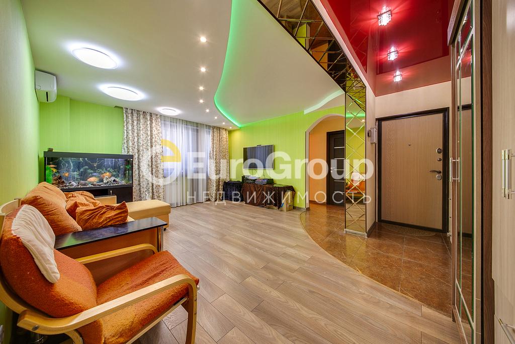 Продается трехкомнатная квартира за 8 000 000 рублей. Московская обл, г Балашиха, мкр Ольгино, ул Шестая, д 13.