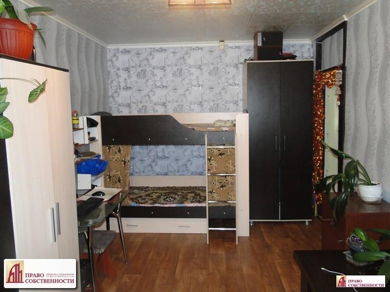 Продается однокомнатная квартира за 2 200 000 рублей. Бронницы, Кирпичный проезд, 1.