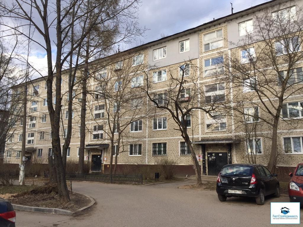 Продается двухкомнатная квартира за 2 900 000 рублей. Можайск, ул. 20 Января, 9.