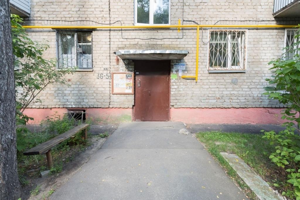 Продается двухкомнатная квартира за 3 200 000 рублей. Старая Купавна, Микрорайон пер, 7.