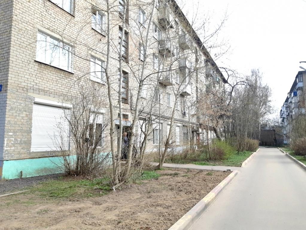 Продается двухкомнатная квартира за 1 850 000 рублей. Московская обл, г Ногинск, ул Самодеятельная, д 35.