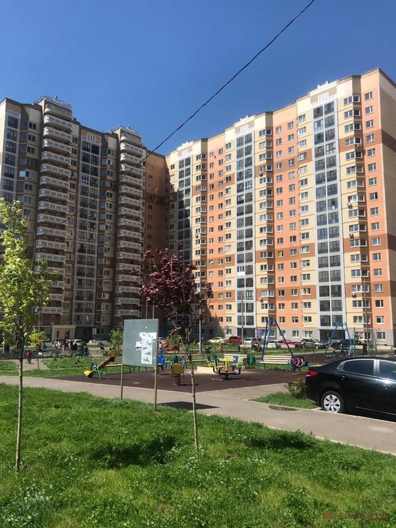 Продается однокомнатная квартира за 3 000 000 рублей. Московская обл, г Домодедово, мкр Южный, ул Курыжова.