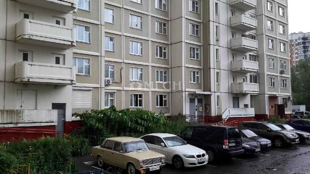 Москва, 3-х комнатная квартира, варшавское ш. д.152к1, 1400.