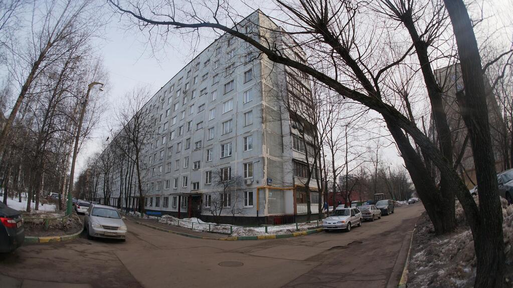 Улица хабаровская дом 2 москва