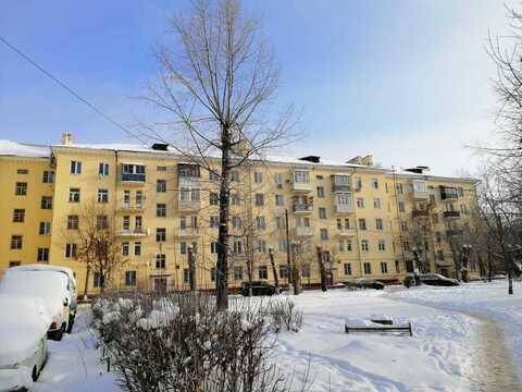 Трехкомнатная квартира в сталинке на ул.Б.Серпуховская, 42