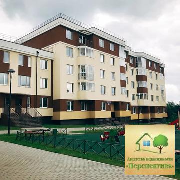 """1-комнатная квартира в пгт. Нахабино, ул. Покровская. ЖК """"Малина"""""""