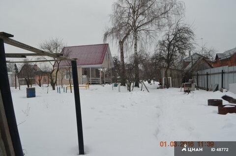 Участок 6,5 соток, МО, г. Железнодорожный, ул. Загородная