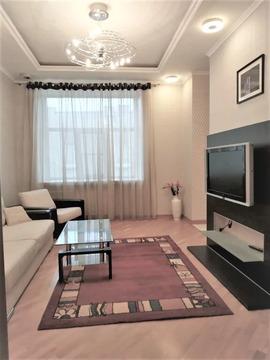 Сдам 3-х комнатную квартиру на Тверской 6
