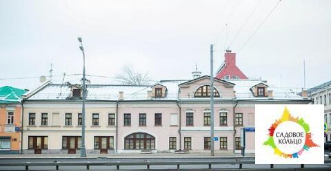 В аренду предлагается офисное здание класса Б +