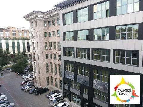 Помещение под офис площадью 350 кв.м на 4 этаже 6-этажного бизнес-цен