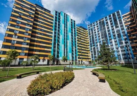 """1-комнатная квартира, 34 кв.м., в ЖК """"Новый Зеленоград"""""""
