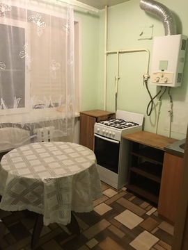 1-комнатная квартира с мебелью