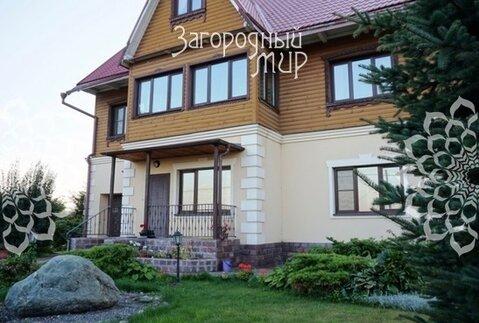 Прекрасный дом в тихом месте под Москвой. Каширское ш, 2 км от МКАД.