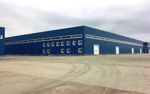 Новый склад 10 586 м2 на трассе м4 дон, г. Ступино