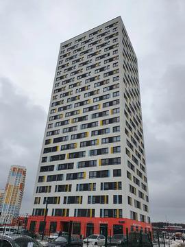 """2-комнатная квартира, 45 кв.м., в ЖК """"Ярославский"""""""
