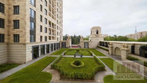 6-комнатная квартира, 269 кв.м., в ЖК Barkli Residence (Баркли Резиденс)