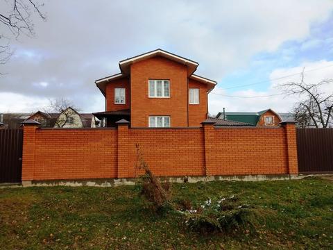 Предлагается дом 180 кв.м. в черте города Дмитров, д. Бирлово. Дмитров