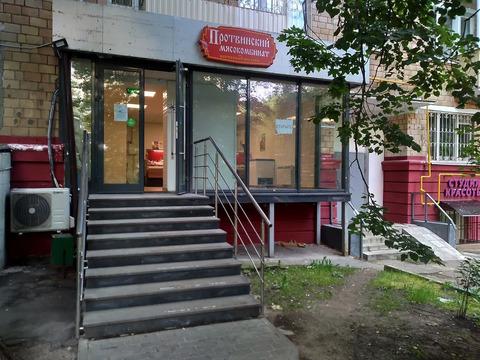 Стритритейл 20 кв.м. у метро Варшавская.