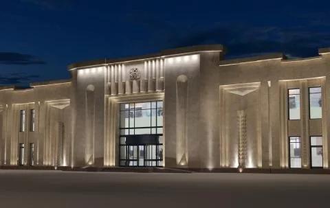 Аренда торгового помещения 144 кв.м. на 1-м этаже нового торгового .