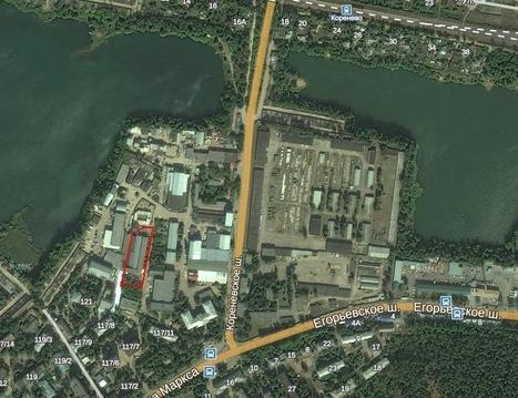Производственно-складское здание, пос. Красково