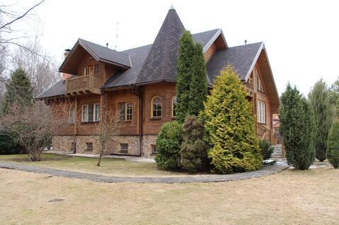Дом 730 кв.м на участке 40 соток в Мытищинском р-не, поселок Пестово