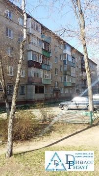 2-комнатная квартира в пешей доступности до ж/д станции Панки