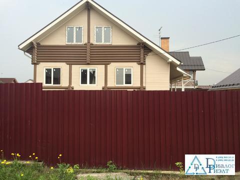 Прекрасный трехуровневый коттедж 300 кв. м в деревне Егорово