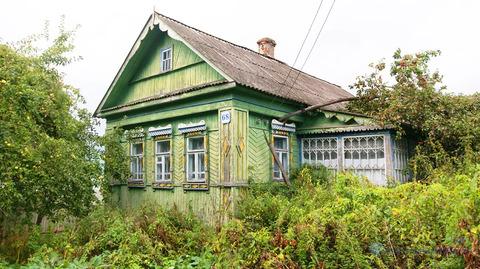 Дом + 50 сот. в жилом селе Покровское на Волоколамском шоссе 90км.