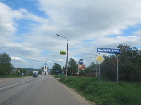 Участок на берегу р.Лопасня по границе Приокско-Террасного заповедника
