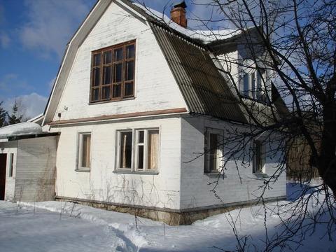 Дом в садовом товариществе