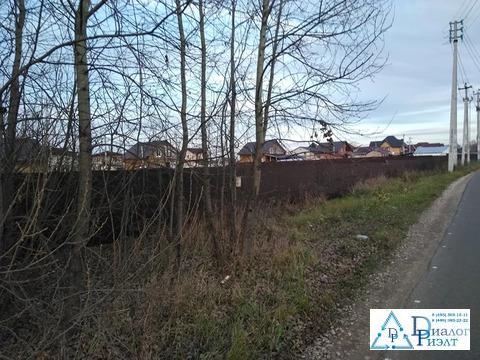 Продается земельный участок в деревне Заворово Раменского района