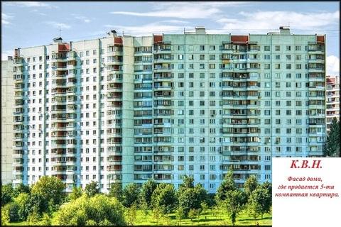 "5-ти комнатную квартиру. Продаю. Москва. ЗАО. Р-он ""Раменки""."