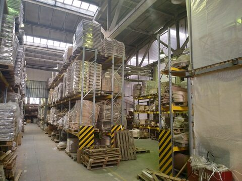 Производственное помещение 2000 кв.м