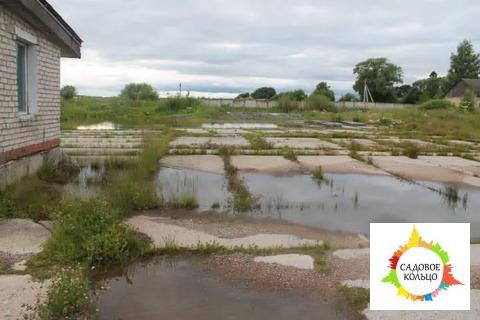 Продается неотапливаемый складской комплекс в деревне Ушаково 130 км о