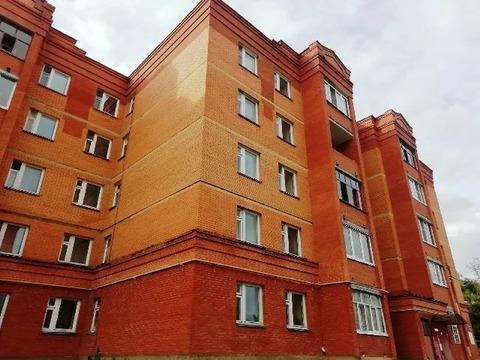 Трехкомнатная квартира на улице Кирпичная