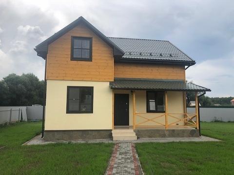 Новый дом, с. Ивановское, Чеховский район