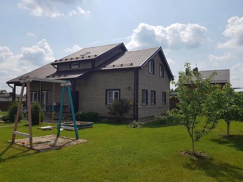Дом 220 кв.м. на участке 11 соток в кп Спортвилль, Дмитровского района