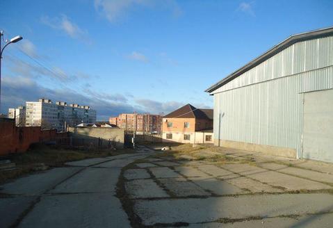 Продажа производственно-складской базы 2310 м2 в Дмитрове, Внуковская