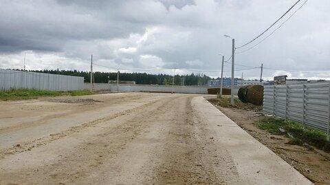 Пром. участок 1 Га в 30 км по Киевскому шоссе на бетонке