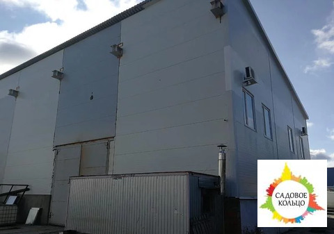 Комплекс производственно-складских помещений на участке 1,8 га. Земли