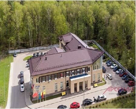 Здание в Красногорске